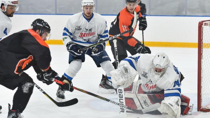 «Сами же себе сломали игру»: хоккеисты «Зауралья» на выезде уступили пермскому «Молоту-Прикамье»