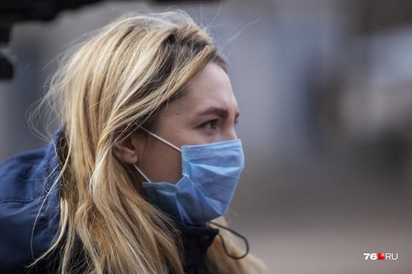 В оперативном штабе по коронавирусу констатируют — заболеваемость в Поморье ниже, чем по стране