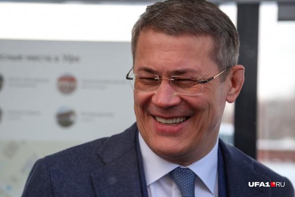 Глава Башкирии рассказал о грантах от Ростуризма