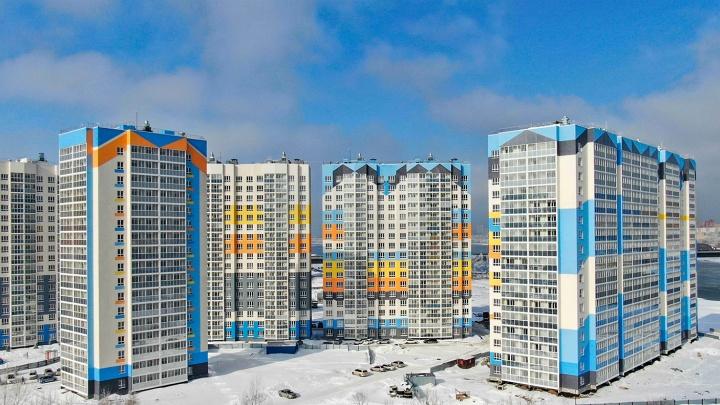 Стабильное вложение и восхитительный вид на главную реку Сибири: в семи минутах от площади Ленина