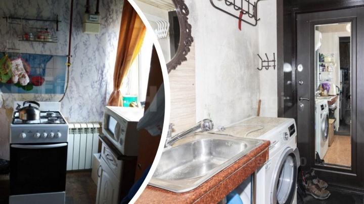 Малышки за миллион: показываем квартиры-крошки, которые продают в Тюмени
