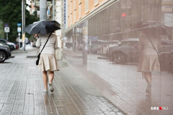 По прогнозам синоптиков, август будет самым непредсказуемым месяцем лета
