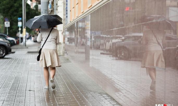 Не лучшее время для прогулок: какая погода ждет Ростов в выходные