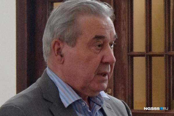 В январе Леониду Полежаеву исполнилось 80 лет