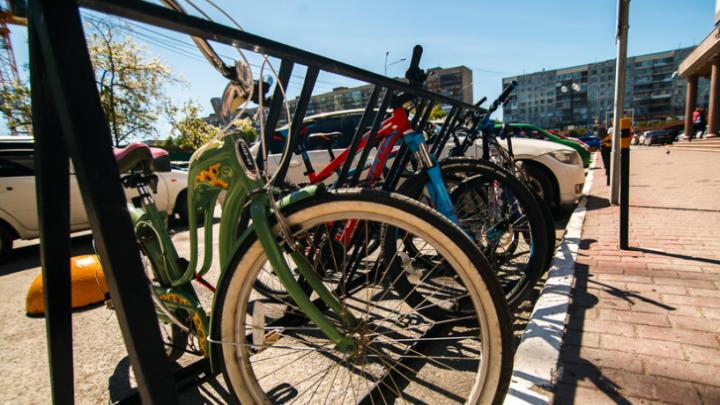 Как в Европе: в Тюмени заработает городской велошеринг