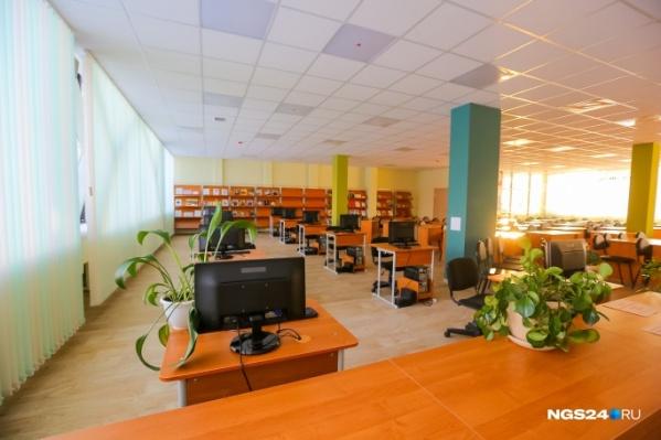 Школу в Академгородке начнут строить в следующем году