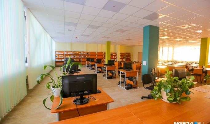 Уволена директор школы, в которой накануне прошли обыски