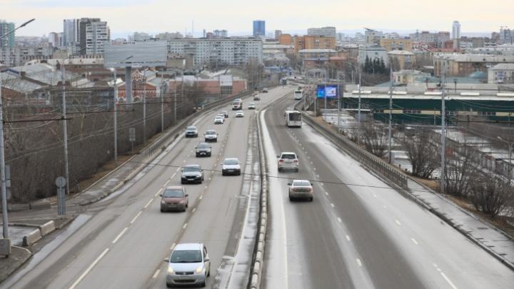 В Красноярске 113 миллионов потратят на управление транспортными потоками