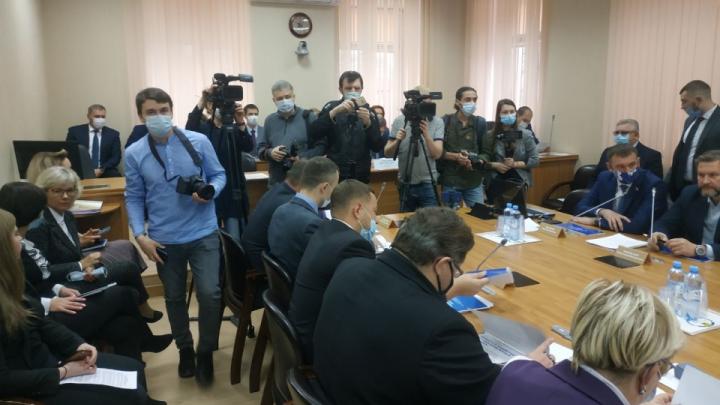Депутаты назначают главу Архангельска: прямой эфир 29.RU
