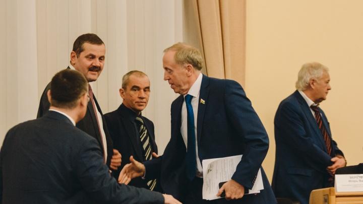 Три года в Тюменской области бюджет будет дефицитным