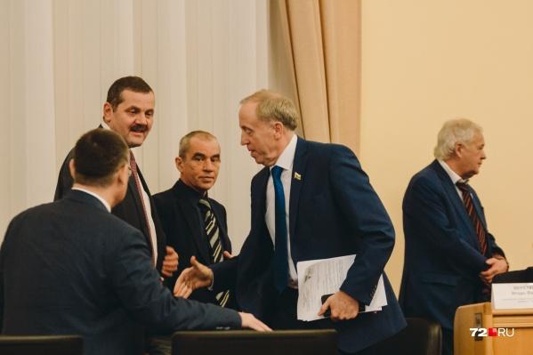 Проект закона принят в первом чтении