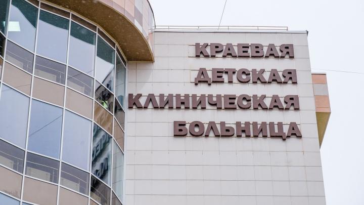 В Перми у сотрудника краевой детской больницы нашли коронавирус