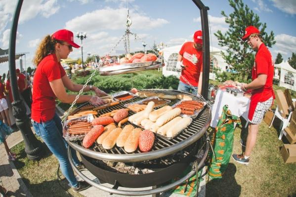 Гастрономический фестиваль «Пир на Волге» в этом году в Ярославле так и не состоится