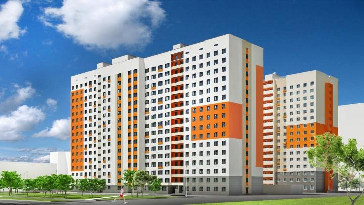 В Екатеринбурге на месте аварийного здания построят 16-этажное общежитие для студентов УрФУ