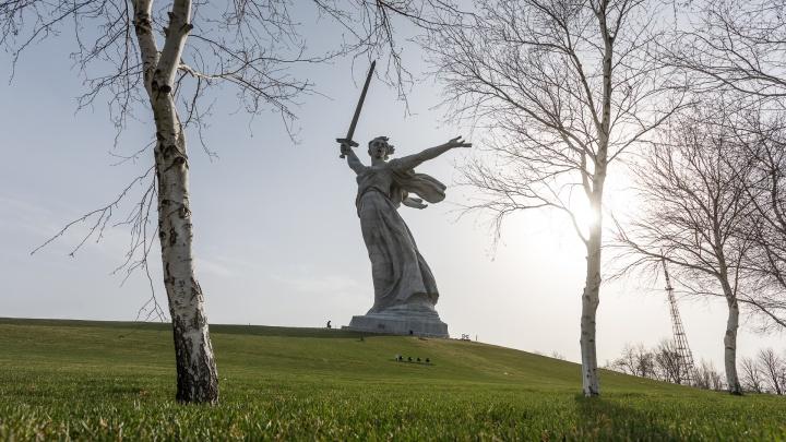 В Волгограде министр культуры РФ откроет отреставрированную «Родину-мать»