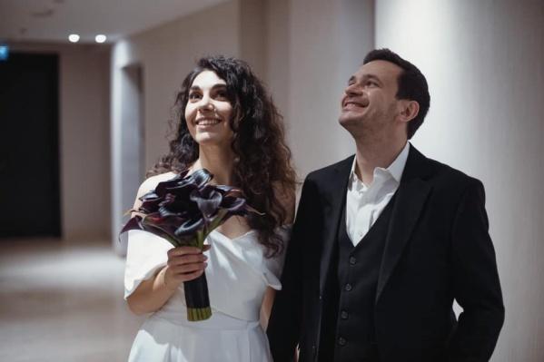 Илья Яшин и Вера Мусаелян