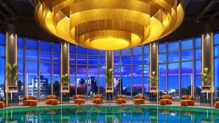 УГМК показала, как будет выглядеть фитнес-центр для очень богатых людей, который откроют в «Исети»