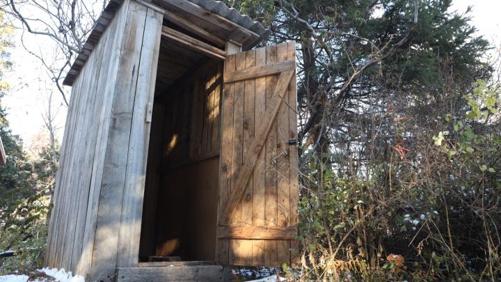 Частный сектор Самары предложили зачистить от уличных туалетов