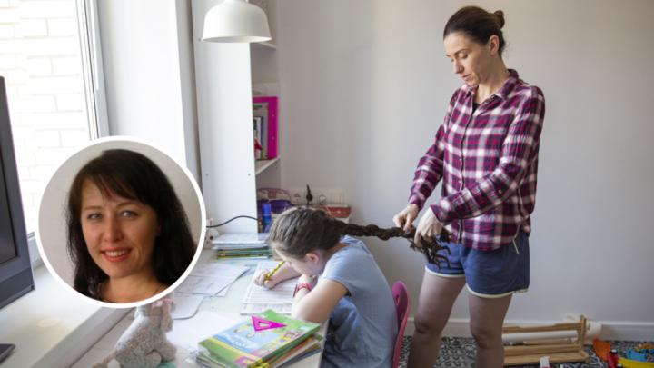 «Дети в масках, родители выбегают»: учительница честно рассказала о дистанционном обучении