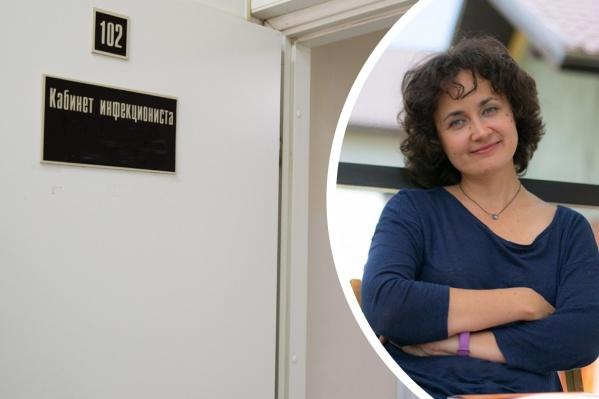 Предприниматель Наталья Одегова рассказала, как она столкнулась с нелогичными действиями медиков во время своего заболевания