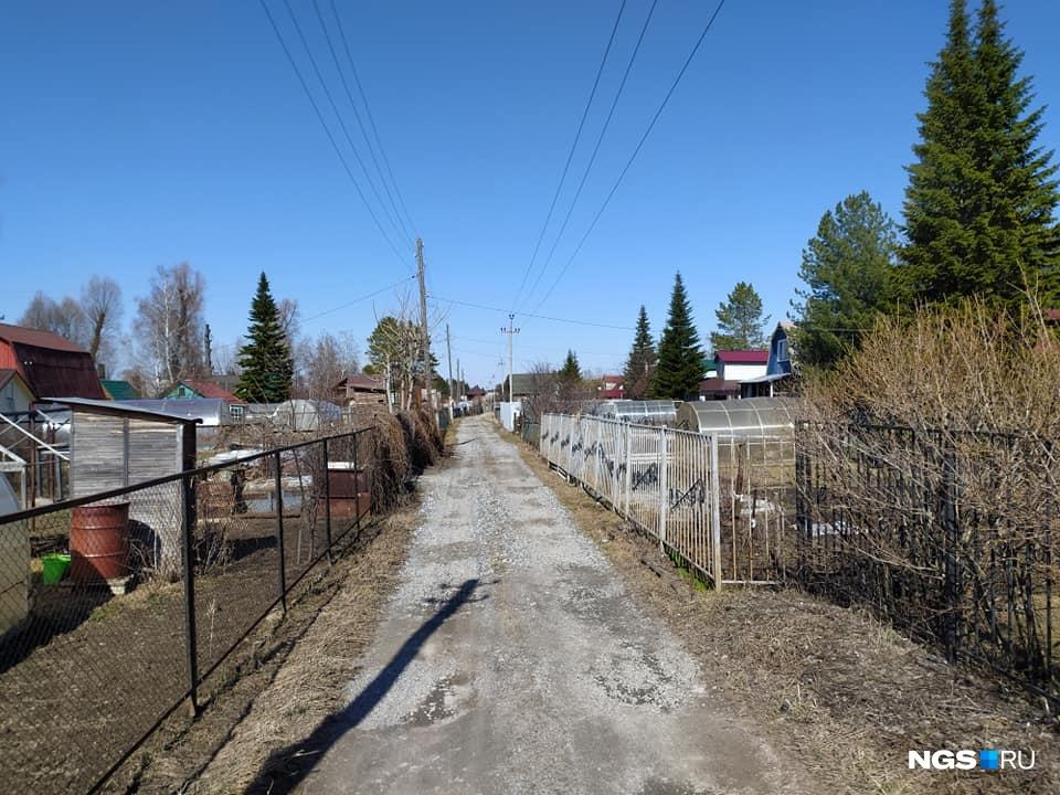 Садоводческое товарищество «Волга»