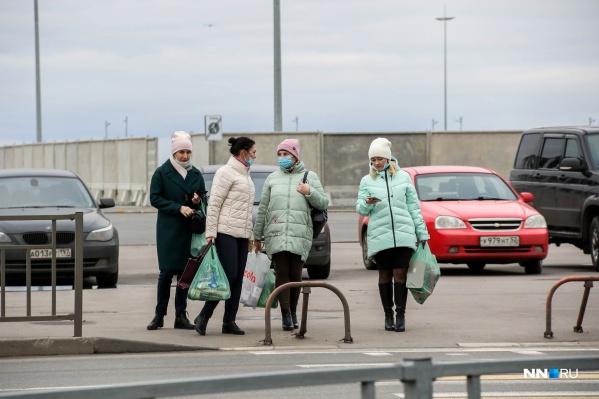 К концу недели в Нижегородской области будет уже более 50 тысяч заболевших