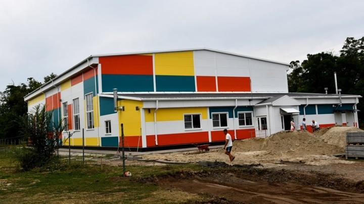 В Аксайском районе открылись новые спортивные объекты
