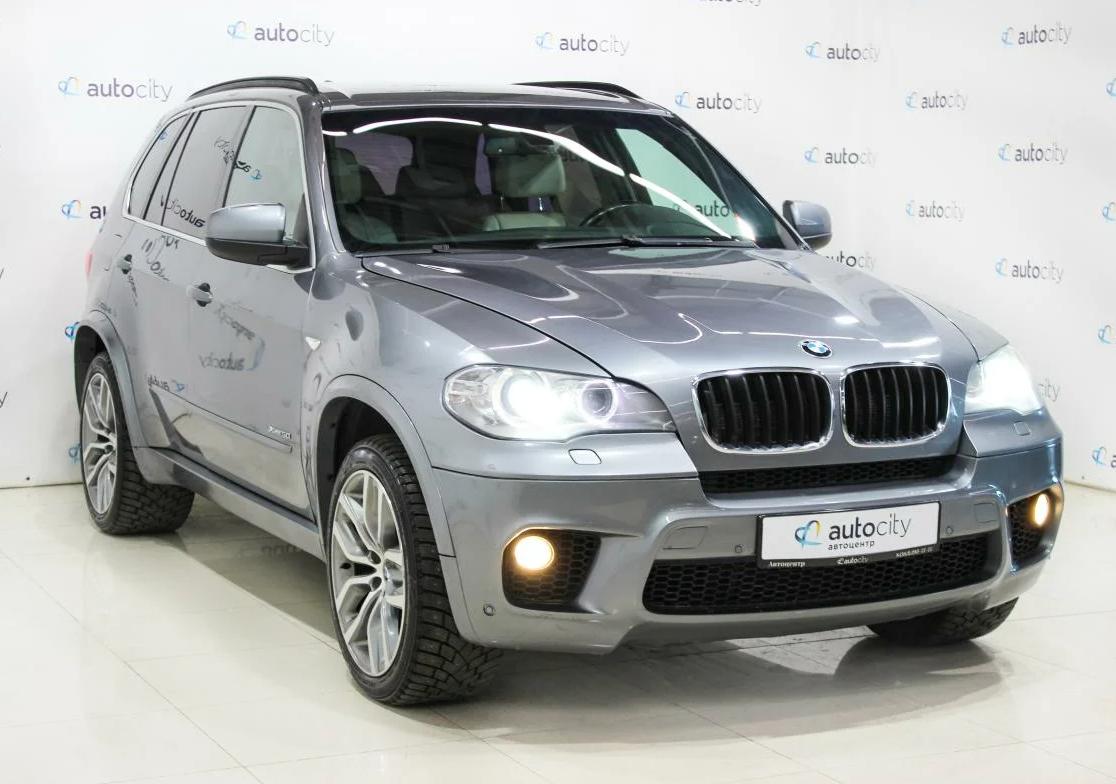 BMW X5, 2010 год