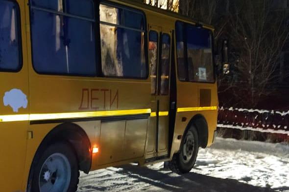 В Башкирии школьный автобус задавил 7-летнего мальчика