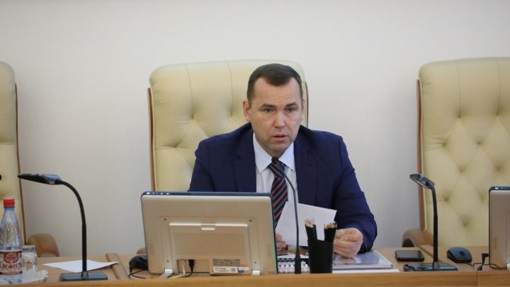 «Не стоит испытывать на прочность государство»: Шумков обратился к зауральцам из-за коронавируса