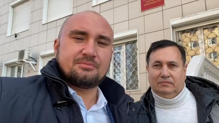 Состав присяжных по делу Шамсутдинова не смогли сформировать с первой попытки