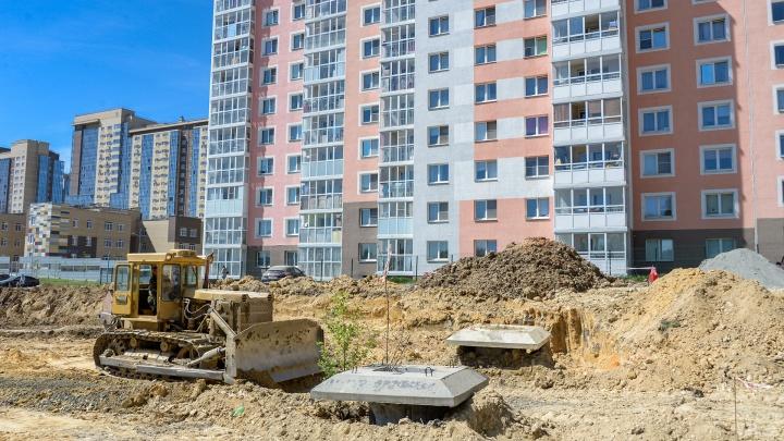 Новый проект «Строймеханизации» свяжет два перспективных микрорайона Челябинска