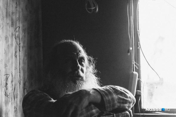 Геннадий Кноль был одним из самых колоритных жителей Муромцево