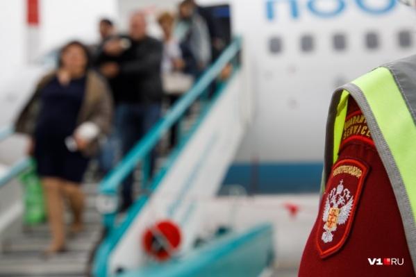В Волгограде вводится внутрироссийский контроль за прибывающими