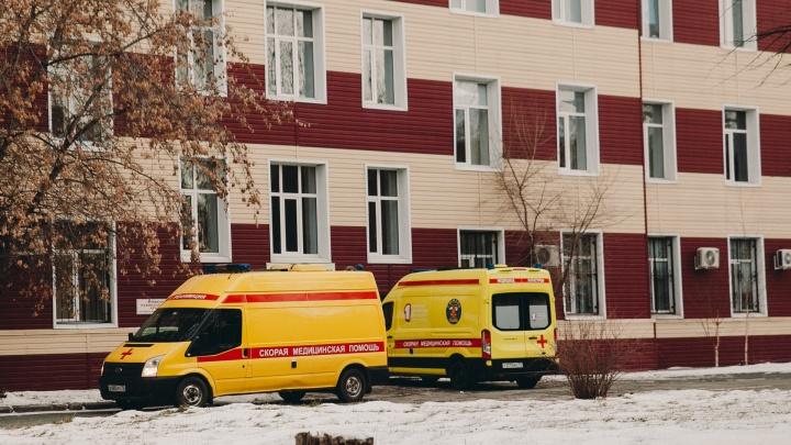 В Тюменской области от COVID-19 скончался 34-летний мужчина
