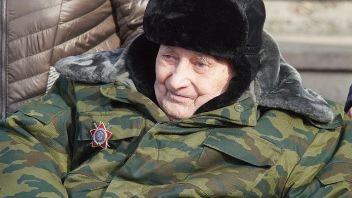В Уфе увековечат память ветерана Великой Отечественной войны Мугина Нагаева