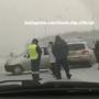 В ГИБДД сообщили о шести крупных ДТП на трассе в Башкирии, пробка растянулась на 13 километров