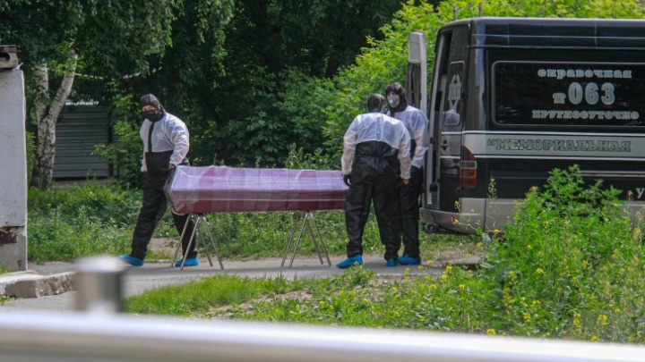 Умирают пенсионеры: ещё три новосибирца скончались от коронавируса — все мужчины