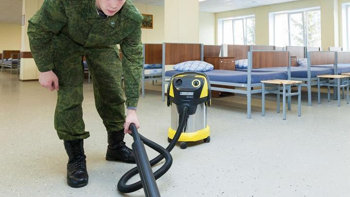 Военнослужащих закрыли на карантин в учебном центре Минобороны в Челябинске