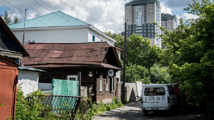 Как живут у озера на Фрунзе: «Ягуары» из дорогих коттеджей, цыгане из бедных домов и баснословные цены на землю
