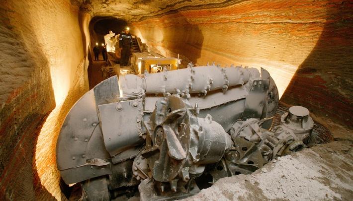 «Уралкалий» завершил строительство подземной перемычки между рудниками