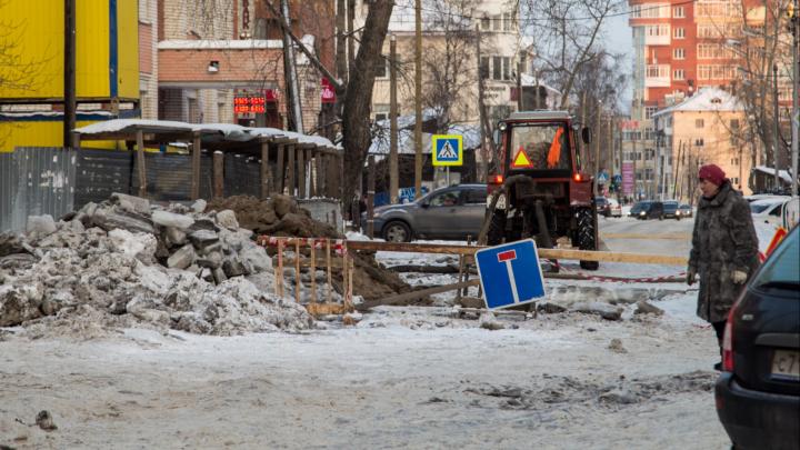 Окопы и траншеи: как депутаты предлагают избавить Архангельск от ям