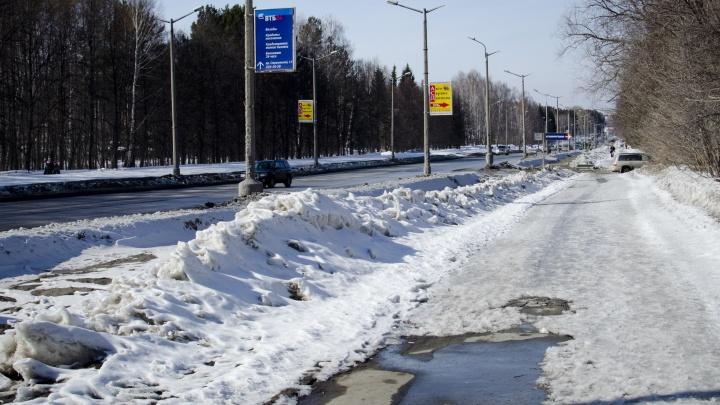Администрация Советского района забрала 155 земельных участков у СО РАН
