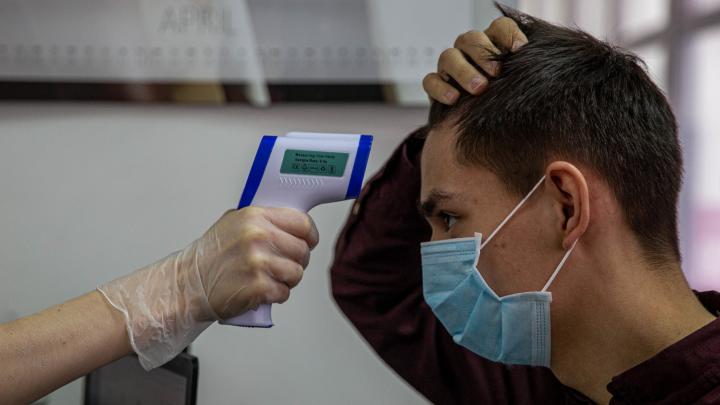 В Красноярском крае за последние сутки коронавирус подтвердился еще у 150 человек