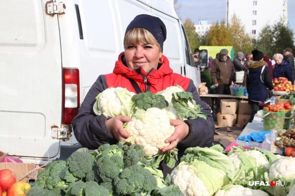 Горожане вновь смогут купить сезонные продукты у местных фермеров