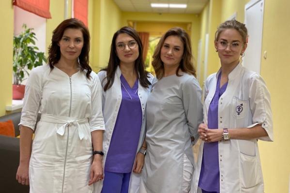 Команда репродуктологов НЦРМ