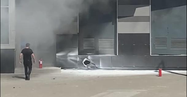 В Архангельске из-за возгорания эвакуировали ТЦ «Европарк»