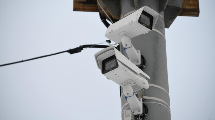 В Екатеринбурге повесят полсотни камер для ловли нарушителей. Карта