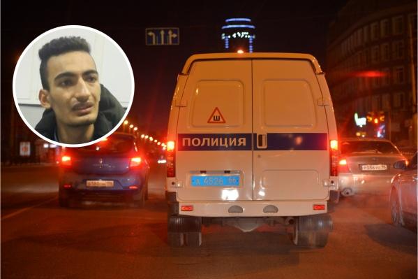 Георгис окончил техникум в Мордовии и приехал покорять Екатеринбург