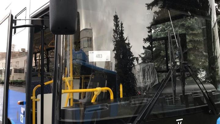 Мэр Новокузнецка рассказал о новых автобусах для «ПитерАвто» и ответил, сколько будет стоить проезд